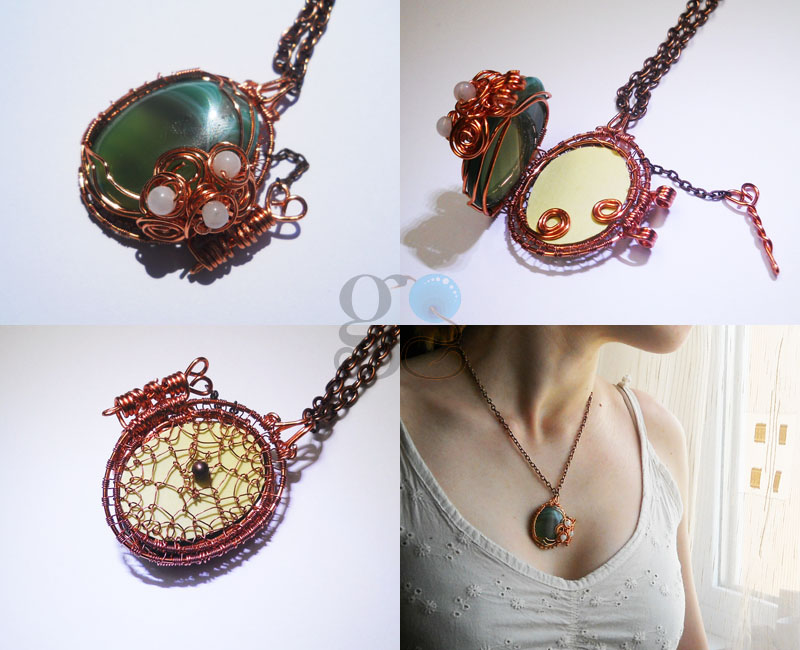 Enzuri Locket by GemDeDude