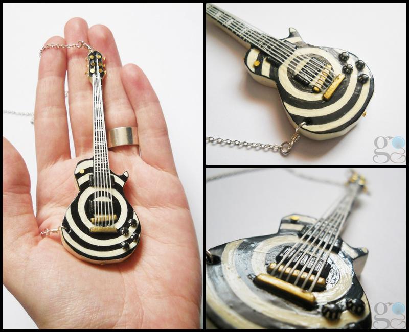 New custom guitar by ALINAFMdotRO