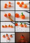 Halloween pumpkins tutorial