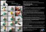 Butters charm tutorial