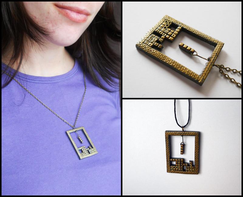 ''Vintage'' Tetris by GemDeDude