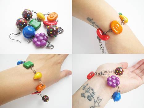 Candy Crush Saga bracelet