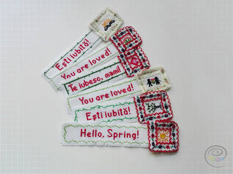 March Bookmarks