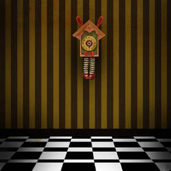Clockroom by ieatpaintthings