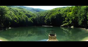 A Beautiful Lake by NorbertKocsis
