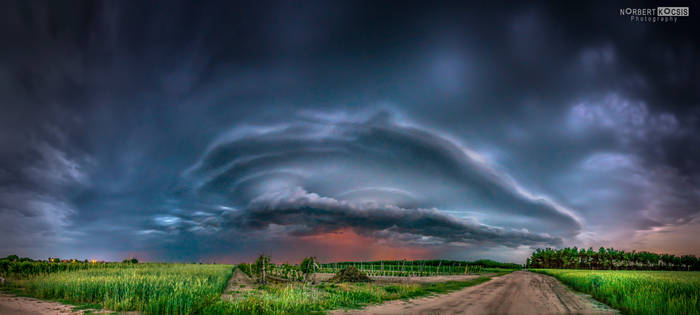Silent before the storm by NorbertKocsis