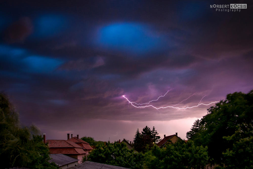 Thunder by NorbertKocsis