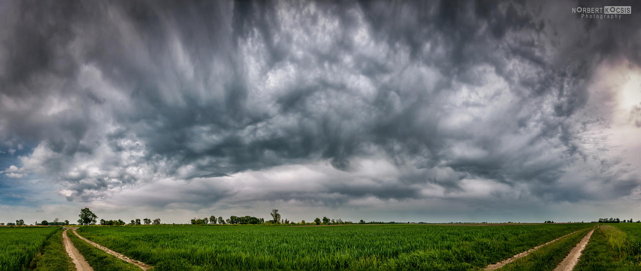 Before the rain by NorbertKocsis