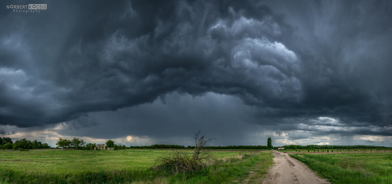 Storm zone by NorbertKocsis