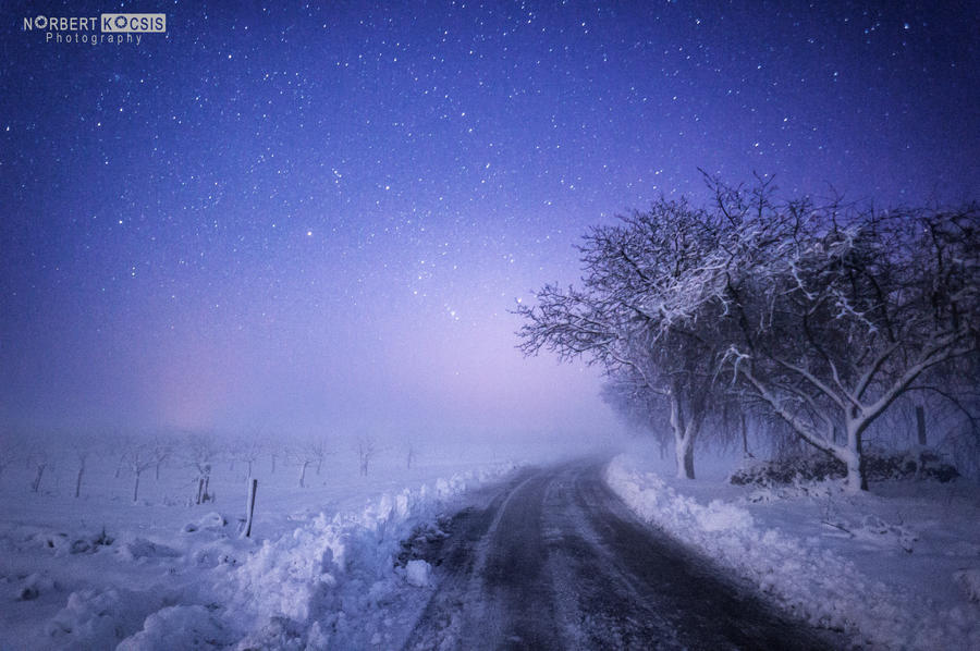 The best themes - clear skies, fog and snow by NorbertKocsis
