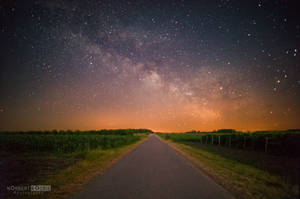 Shortest night by NorbertKocsis