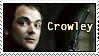 SPN - Crowley stamp by nezukuro