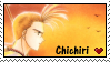 Chichiri stamp