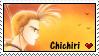 Chichiri stamp by nezukuro