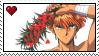 Tasuki stamp by nezukuro