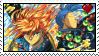 Tasuki Chichiri stamp by nezukuro