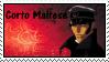 Corto Maltese stamp by nezukuro
