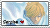 Serpico fighter stamp by nezukuro