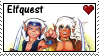 Elfquest stamp by nezukuro