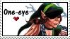 One-Eye stamp by nezukuro