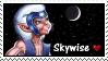 Skywise stamp by nezukuro