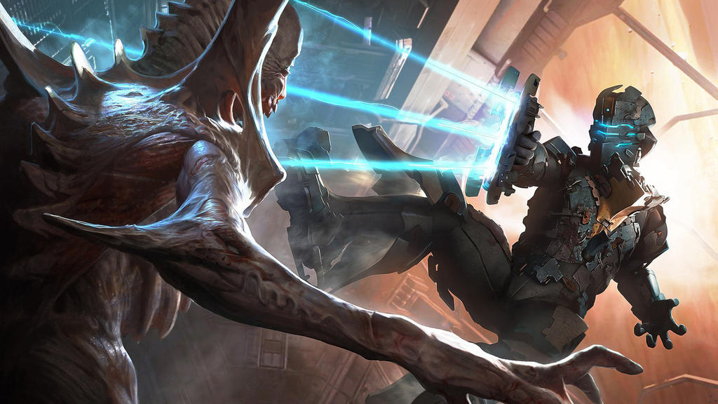 Wallpaper 1080p dead space 2 by andrewhnk14 by andrewhnk14 - Dead space 3 wallpaper 1080p ...