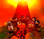 Poptropica: Battle for Volcano Island