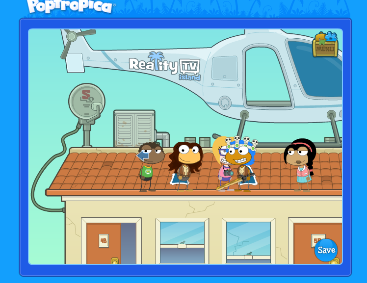 Poptropica Reality Tv Island How To Not Get Voted Off