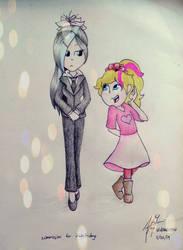 Com - Lily and Poppy