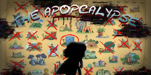 POPTROPCIA: THE APOPCALYPSE AU by ANNE14TCO