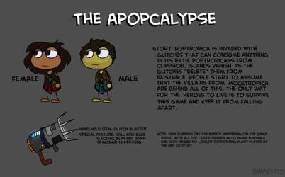 The Apopcalypse (Costume Contest Entry)