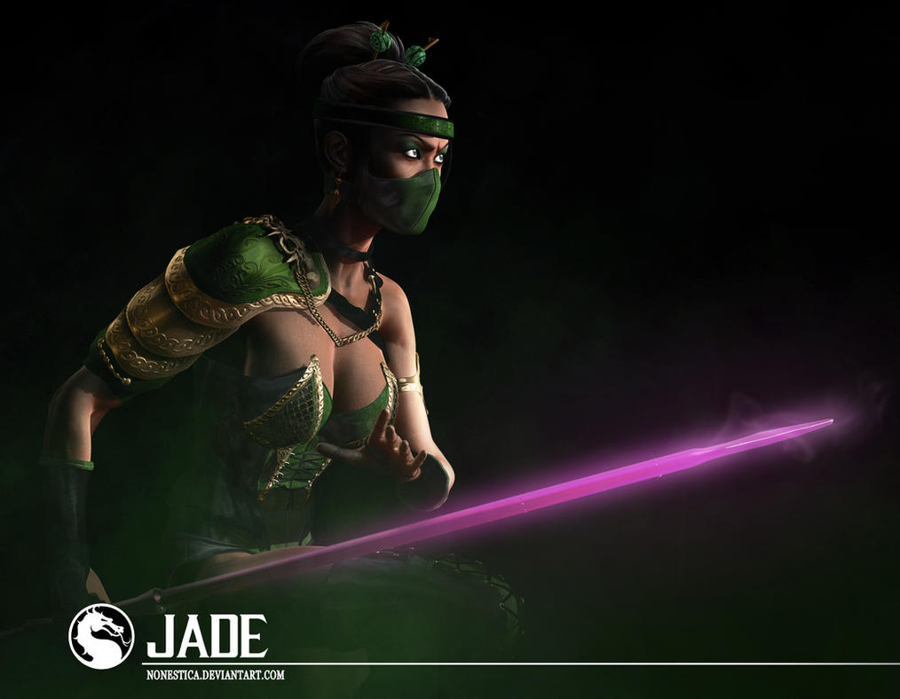 Naughty jade mortal kombat pron girls