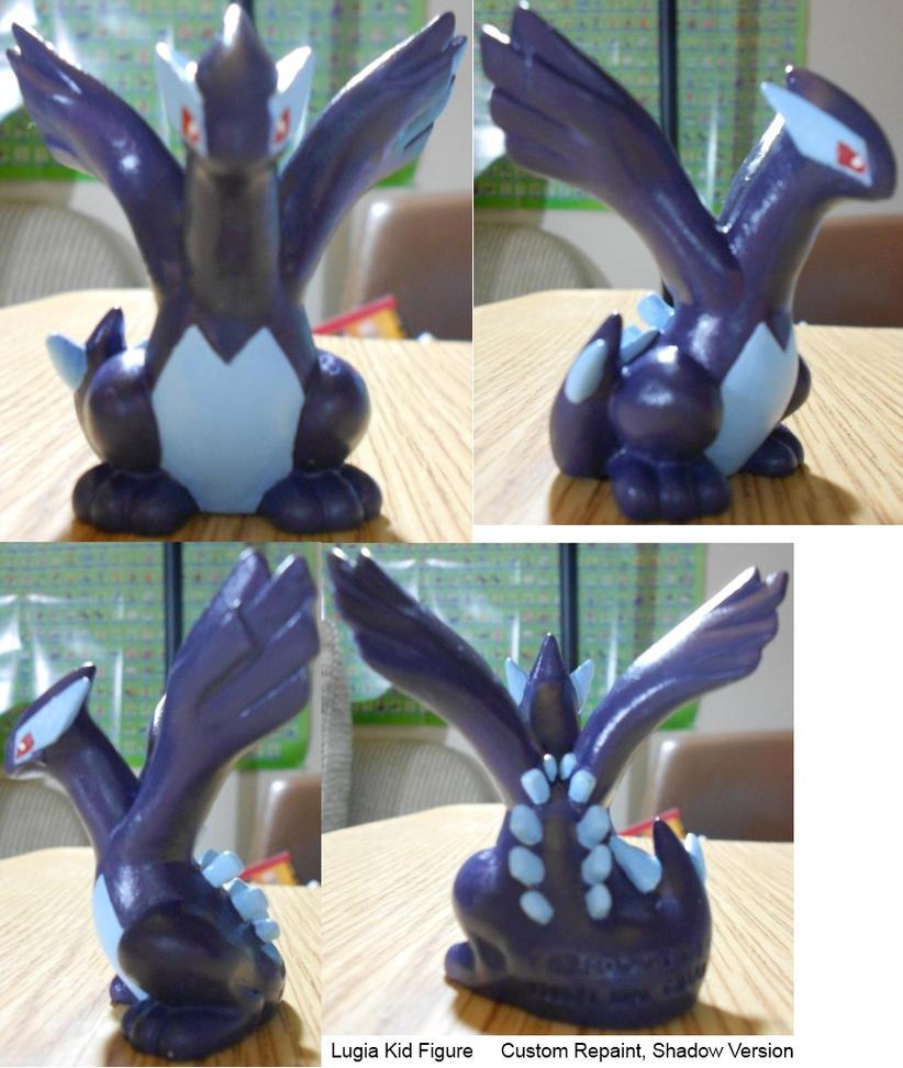 Shiny Shadow Lugia | www.imgkid.com - The Image Kid Has It!
