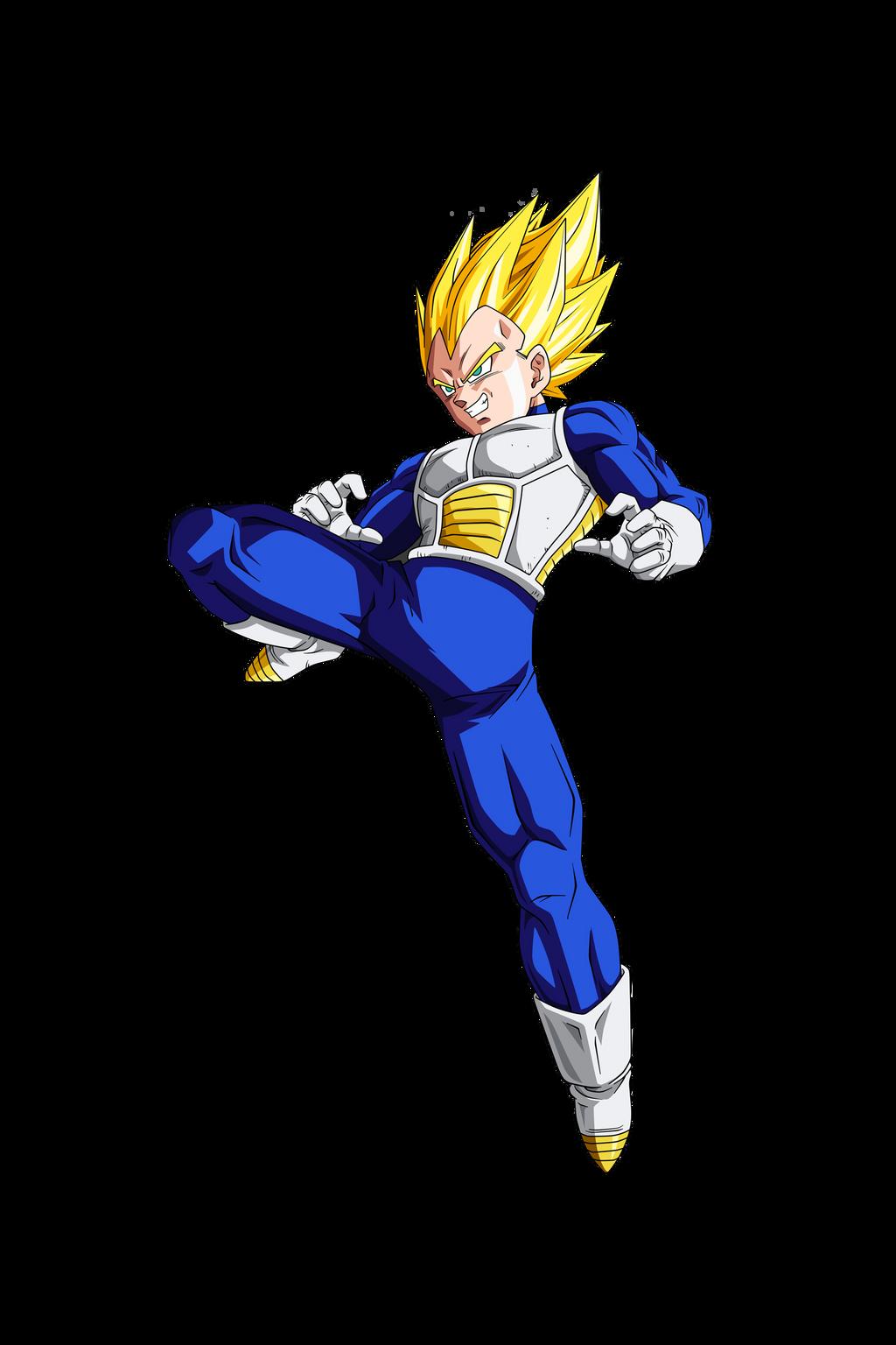 Future Vegeta Dragon Ball Z Future V...
