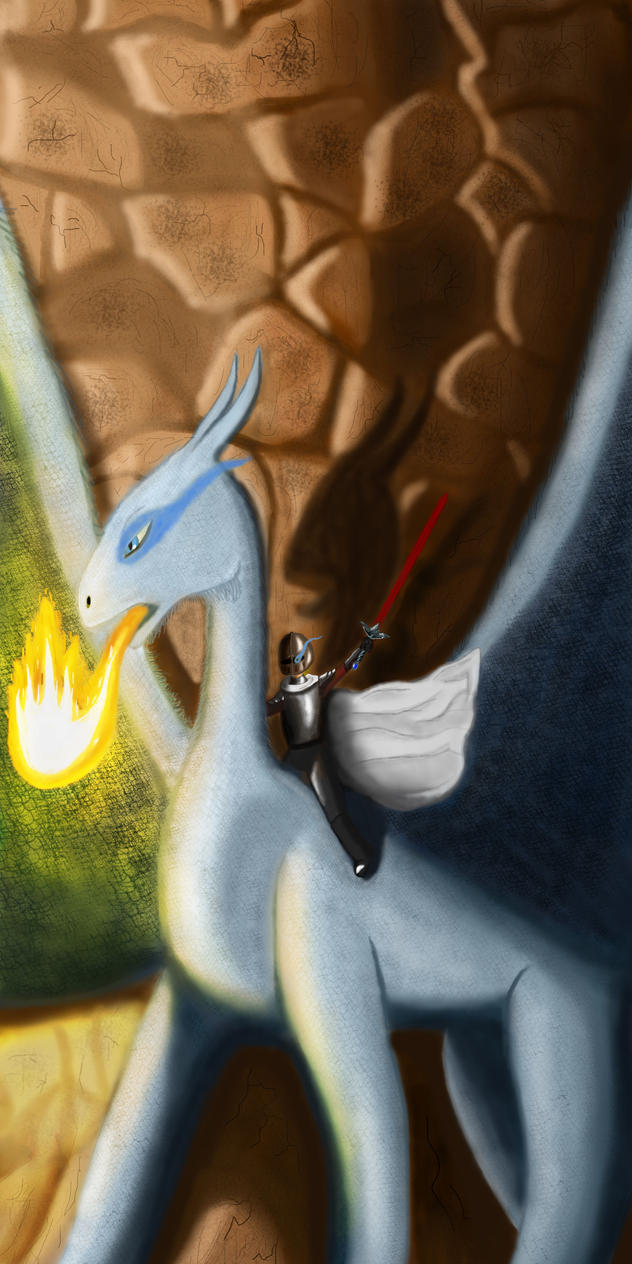 Eragon Tribute Art by GrandMasterFaust18