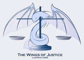 Wings of Justice by ladymysti