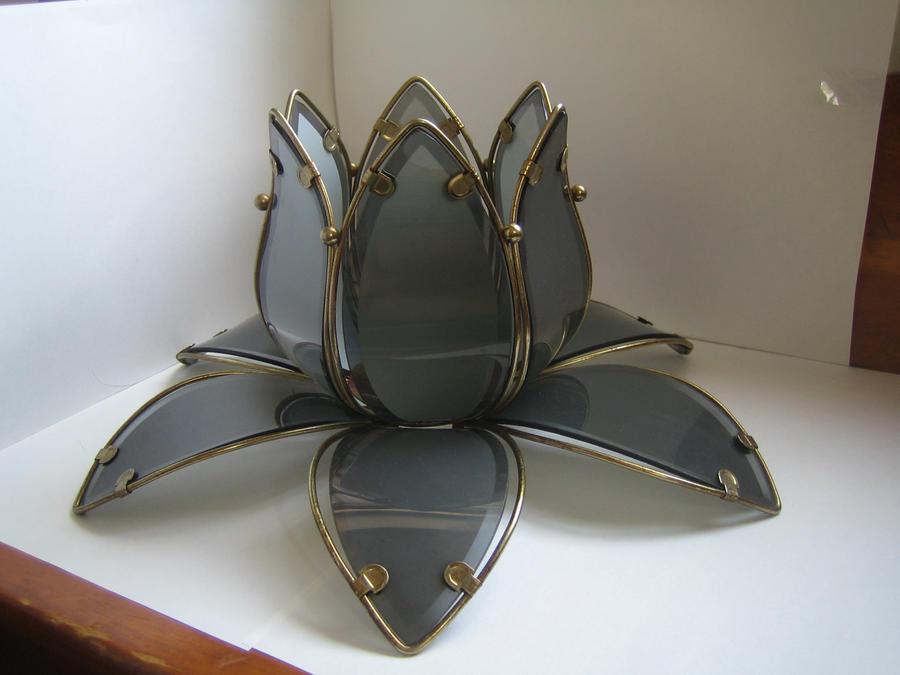 glass flower stock