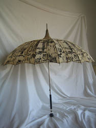 vintage umbrella 2