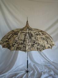 vintage umbrella 3