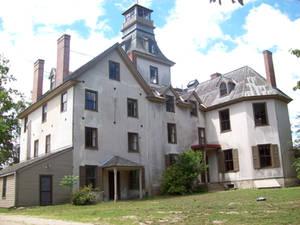 Batsto Village mansion