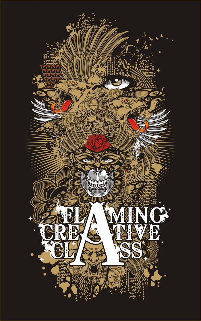 flaming creative class full by ngupi