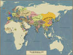 The Old World in 1360
