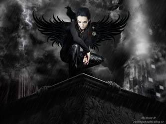 Black Angel by ilon07