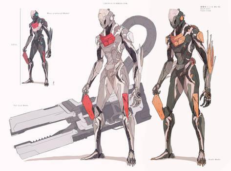 Mech Concept