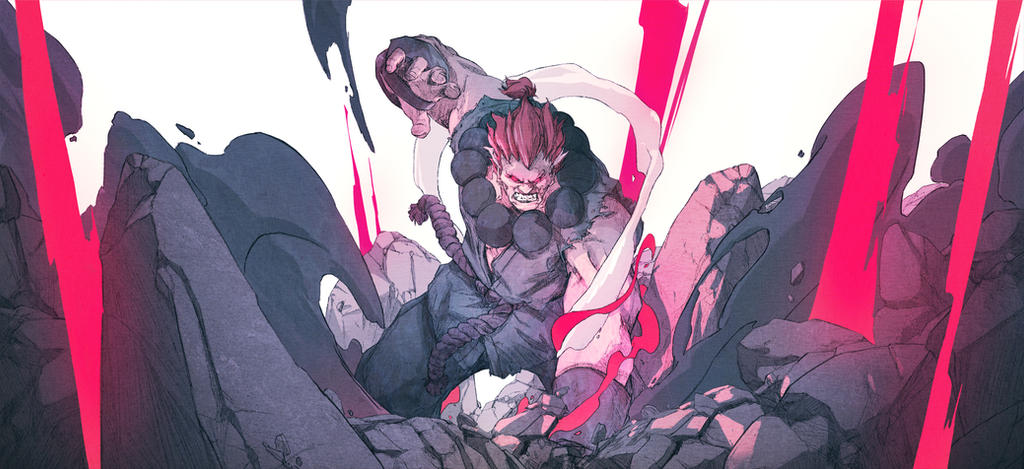 Akuma by ChunLo