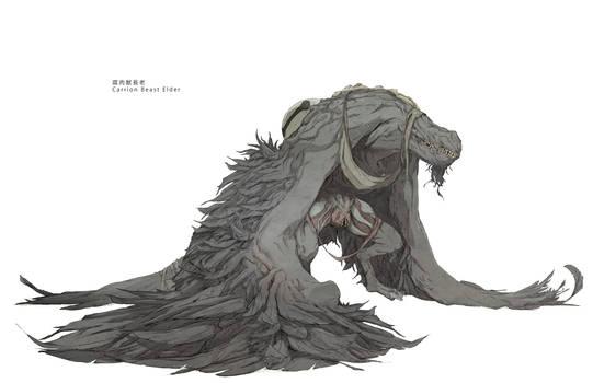 Carrion Beast Elder