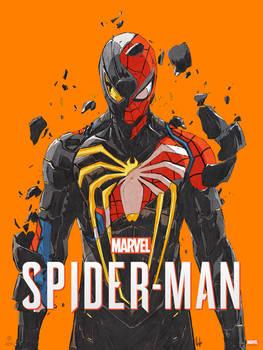 Marvel's Spider-Man Official Art Print