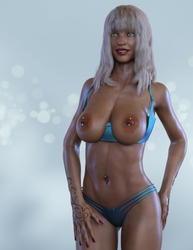 Amara Scene 2 by CreativeRealmLLC