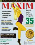 Maxim Brazil Magazine Cover