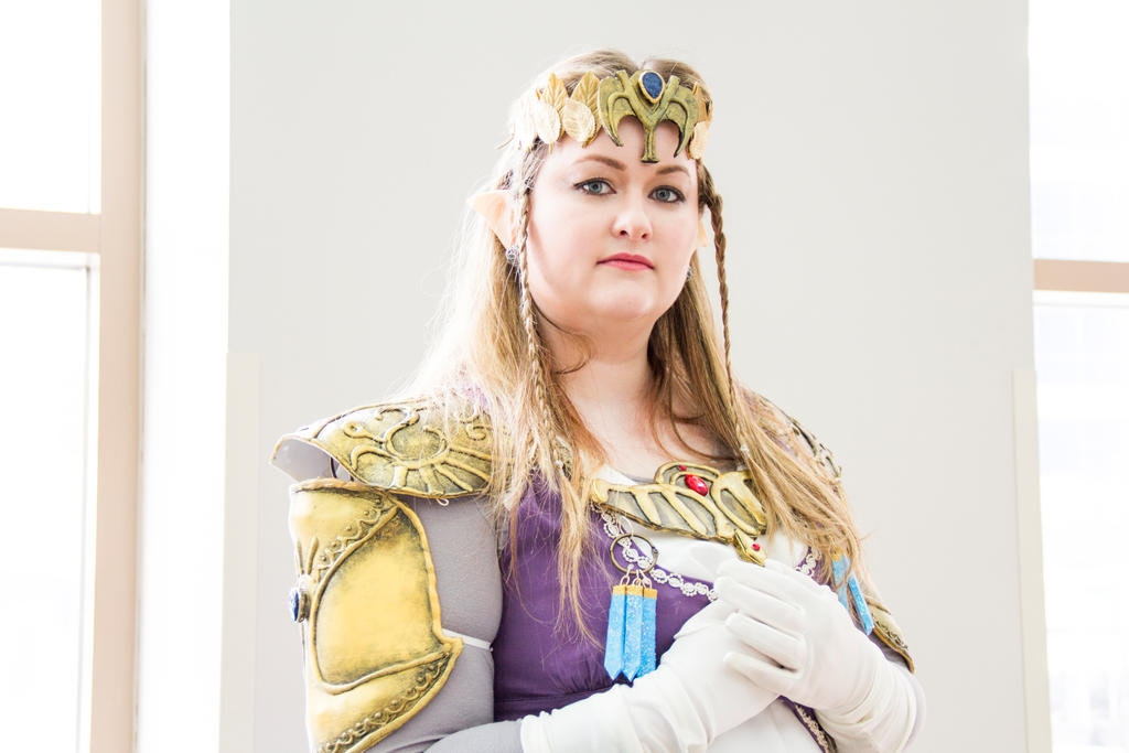 legend of zelda twilight princess princess zelda by